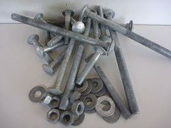 3.1a Galvanised Bolts