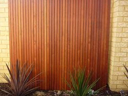 Imported Pacific Jarrah Timber