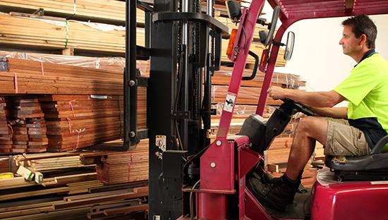 Timber Supplies Perth