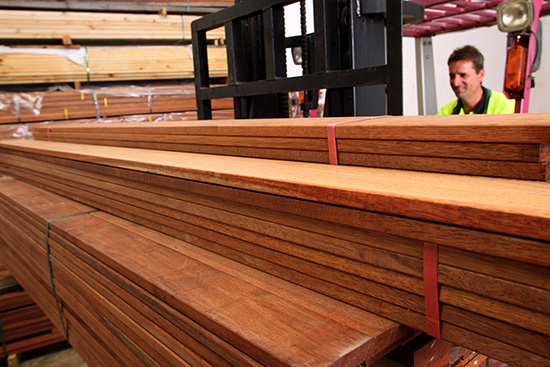 Spotted Gum Timber Perth