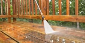 Timber Deck Maintenance