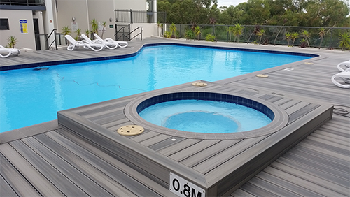 Composite Decking Timber
