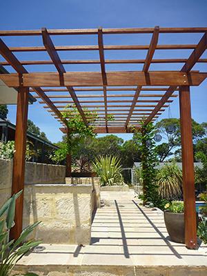 Timber Pergolas